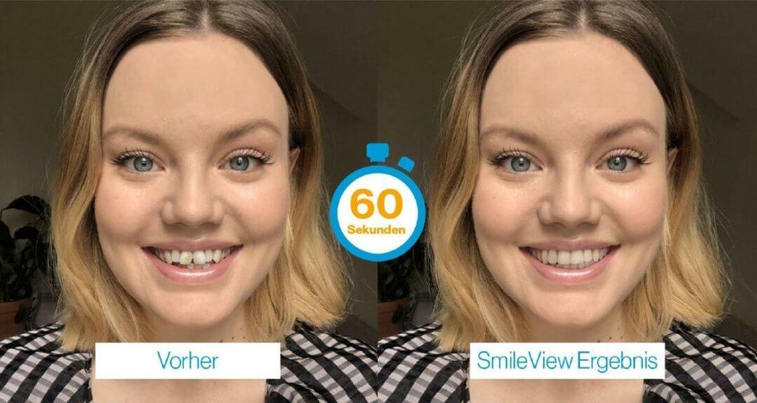 Smile View Selfie